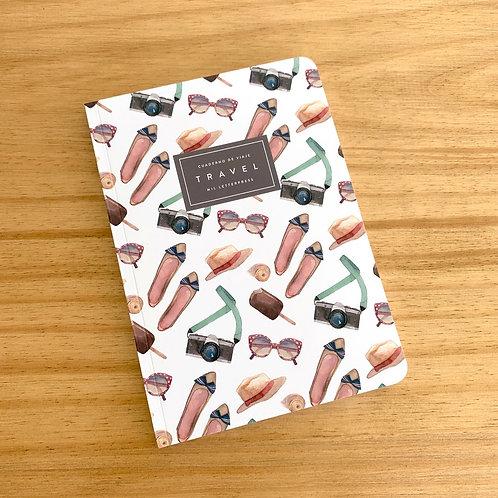 Cuaderno con lomo Travel Mood
