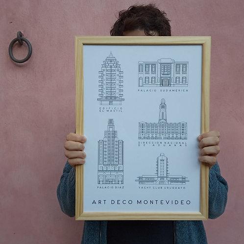 Láminas Edificios