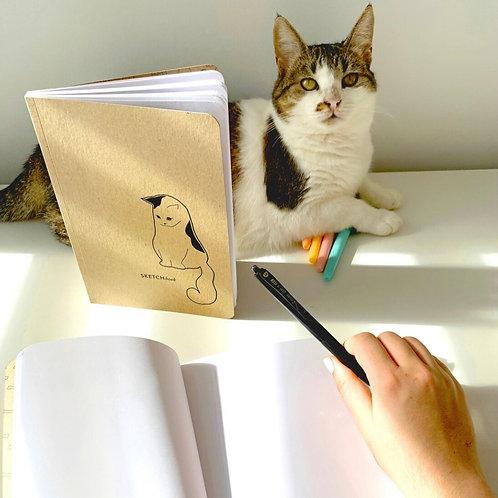 Cuaderno de lomo Sketch Book