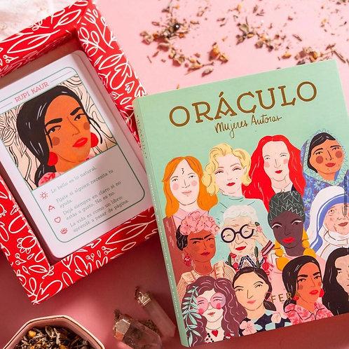 Oráculo Mujeres Autoras