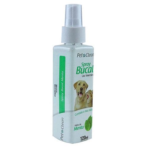 Spray bucal para mascotas