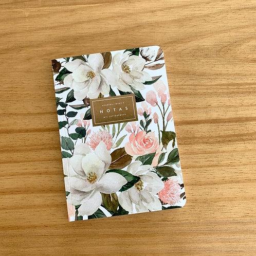 Cuaderno con lomo Magnolia