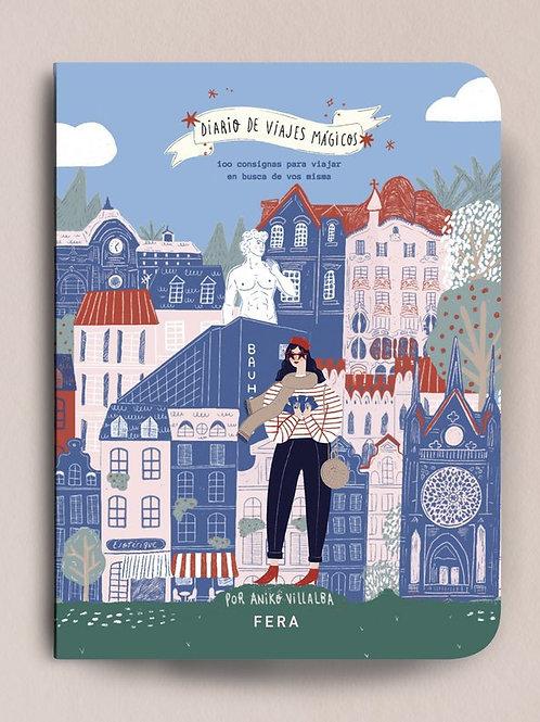 """Libro """"Diario de viajes mágicos"""""""