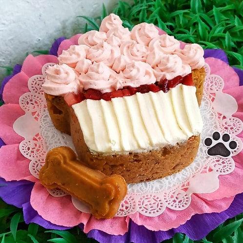 Torta para mascotas
