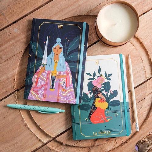 Cuadernos Línea Tarot