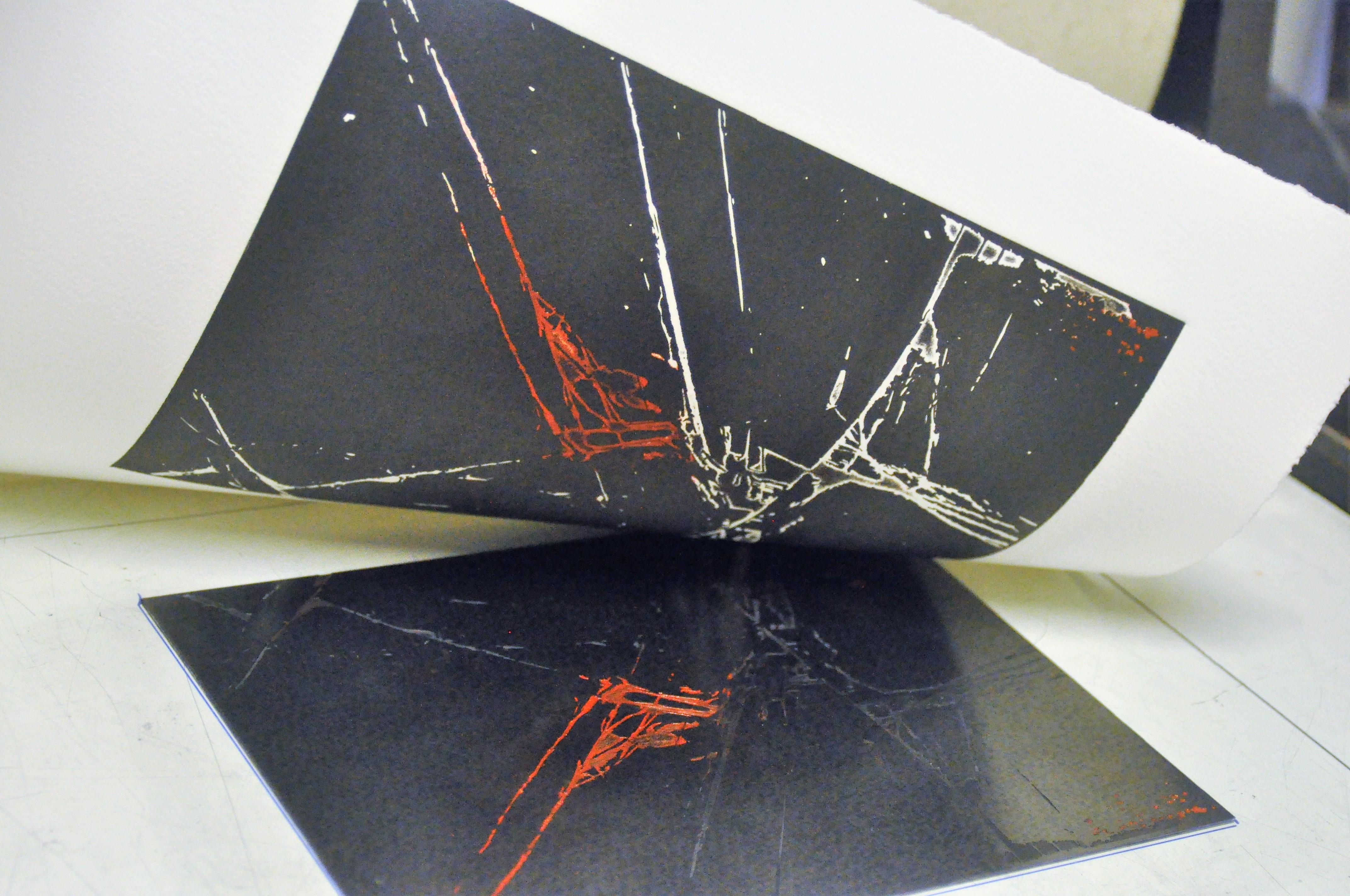 """""""La Traccia"""" di Usama Saad"""