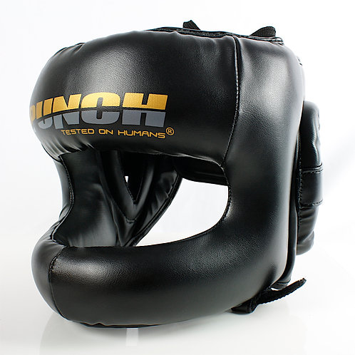 Punch Urban Nose/Jaw Face Protector Boxing Headgear