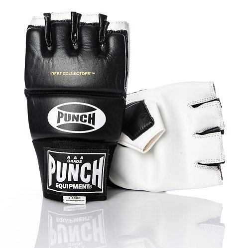 Punch Debt Collectors Fingerless Bag Mitts