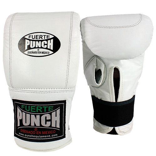 Punch Mexican Fuerte Boxing Bag Mitts