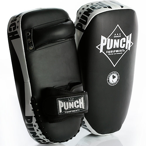 Punch Black Diamond Precision Muay Thai Pads