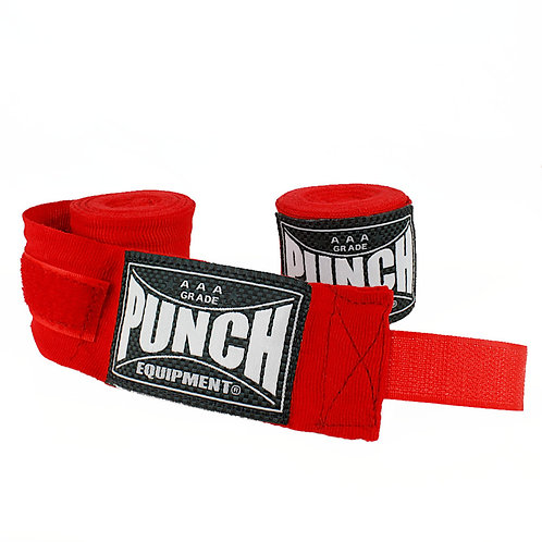 Punch AAA 4m Boxing Wraps - Pair