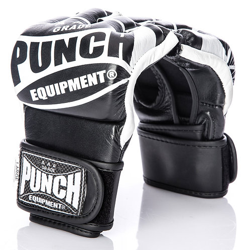 Punch AAA MMA Training Gloves Grappling Mitts