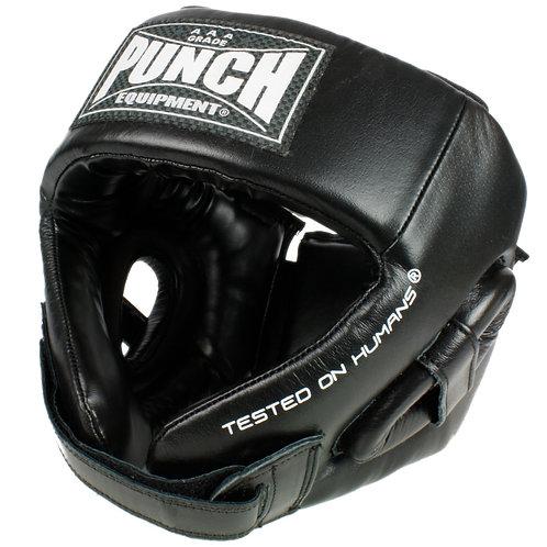 Punch Open Face Boxing Headgear