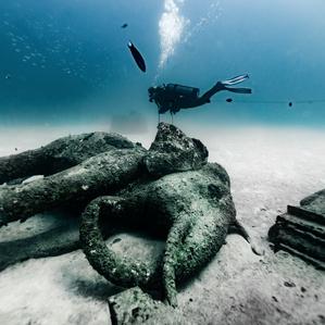 Racha Yai and the Underwater Elephant