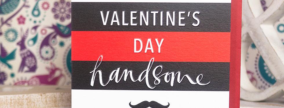 Valentine Handsome