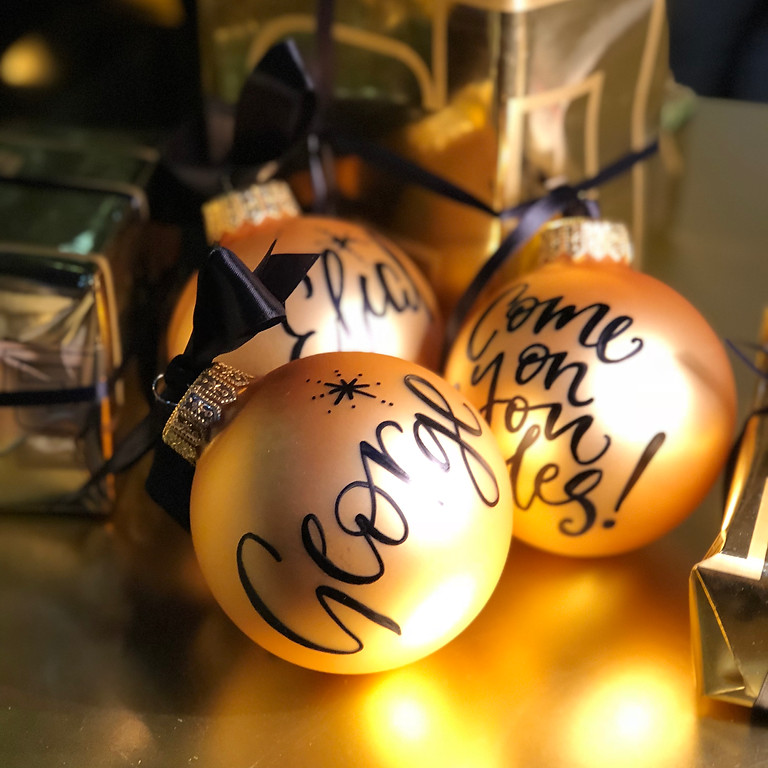 02/12 Festive Bauble  - 10:00 to 12:30   Online