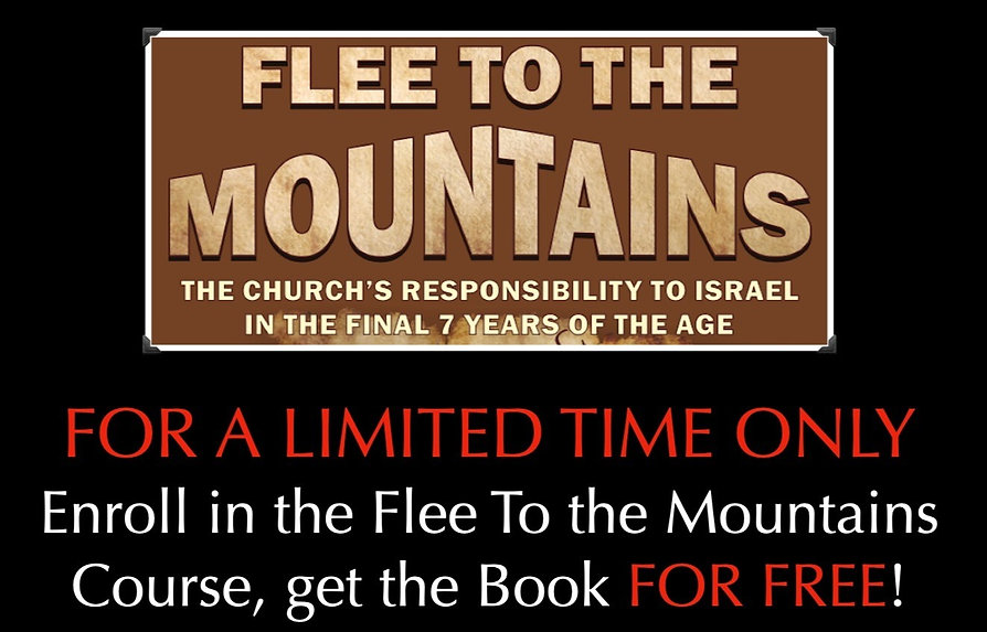 Flee To The Mountains Bundle - Course AND Book