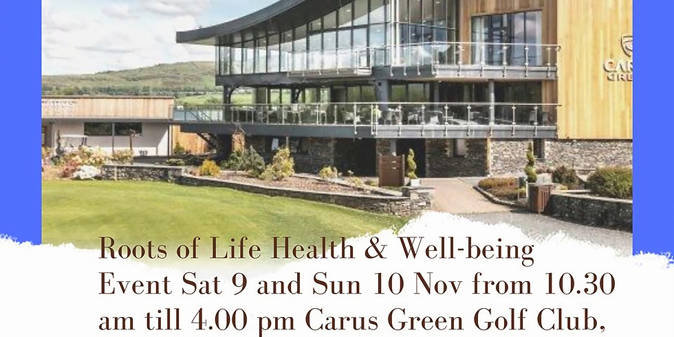 Roots of Life Health & Well-being Festival