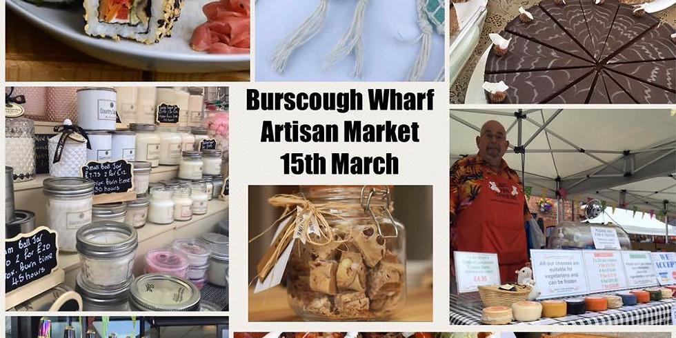 Burscough Wharf Artisan Market 2020