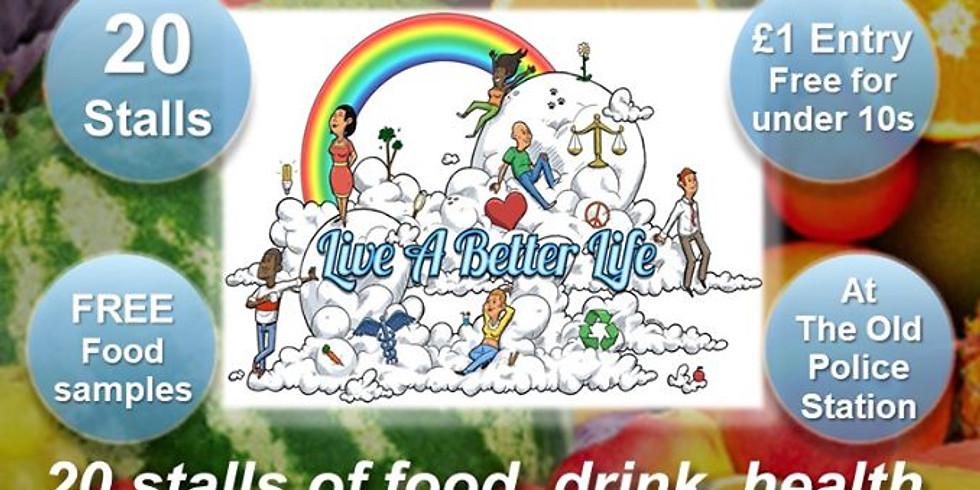 Live A Better Life Mini Vegan Fair Liverpool