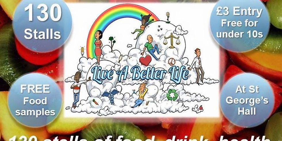 Live A Better Life Vegan Fair Liverpool