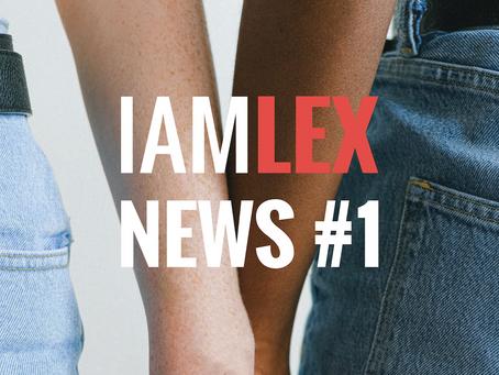 #IAMLEX NEWS No.1