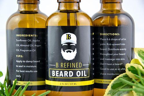 MEN'S FACE & BEARD OIL