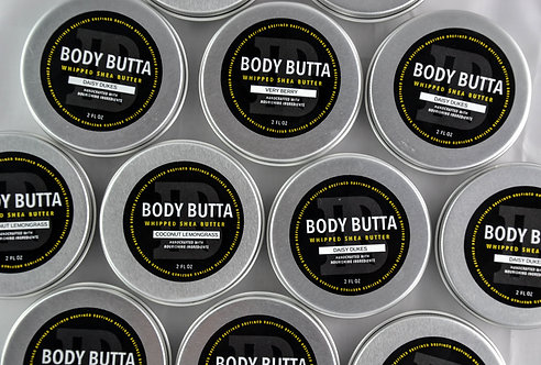 TRAVEL SIZE WHIPPED BODY BUTTA