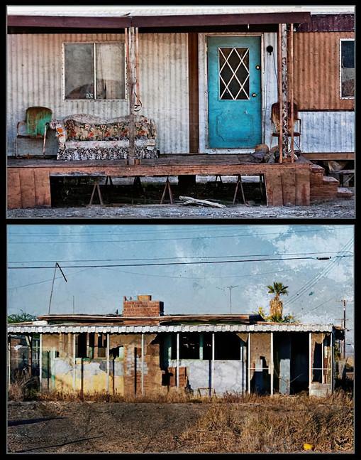 Salton Sea Diptych: Home