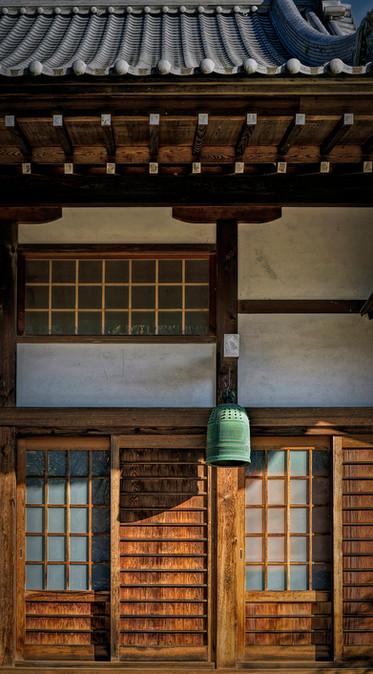 Buddhist Temple Bell; Takayama, Japan