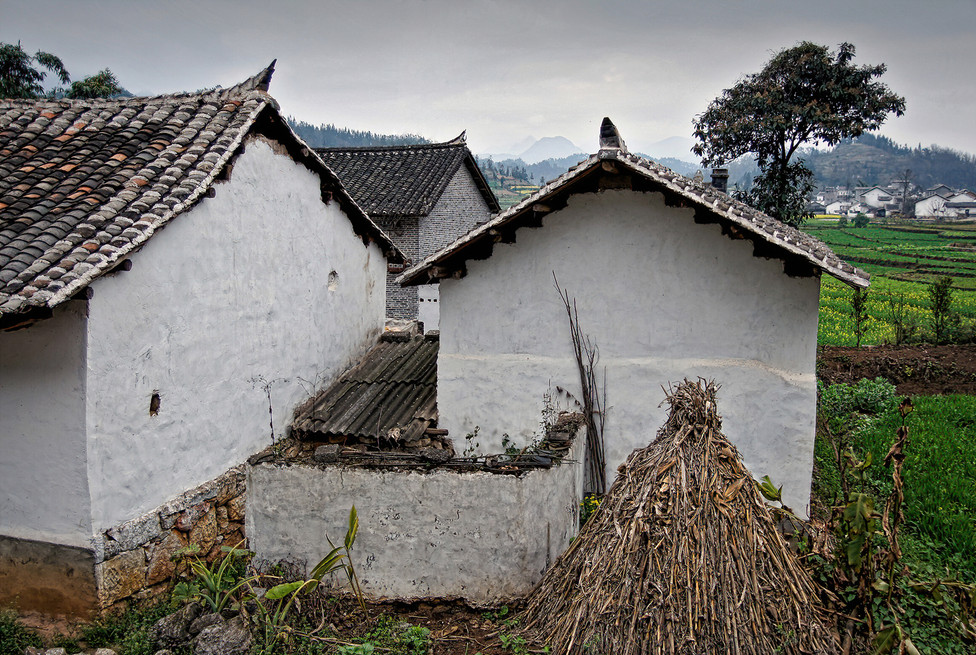 Village in Yunnan Province; China