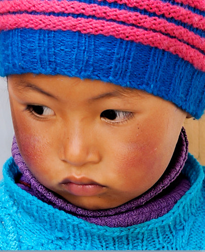 Young Boy from Ladakh
