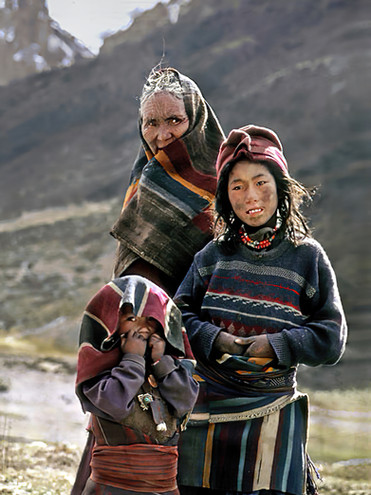 Three Generations; Nepal