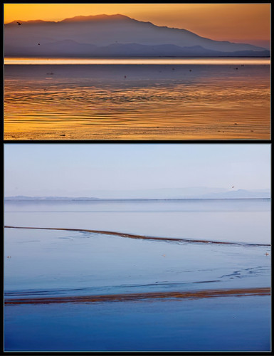 Diptych: Tranquil Beauty