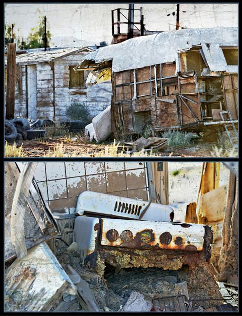 Diptych: Forgotten Playground