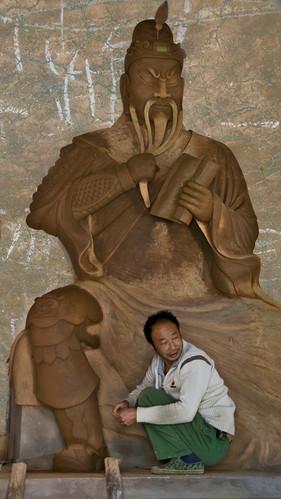 Bigger than Life, Honoring China's past; Yunnan, China
