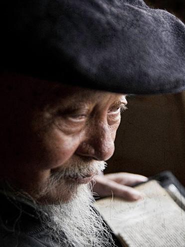Elder Scholar; Xizhou, China