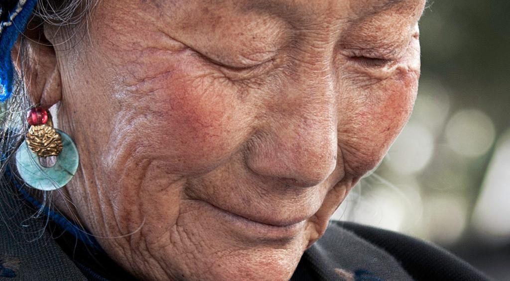 Reflective Moment; Zhoucheng,China