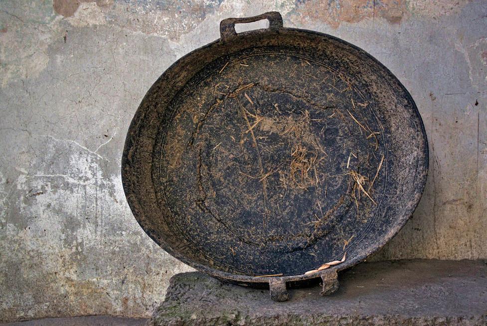 Iron Vessel; Zhoucheng,China