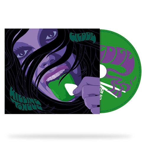 WEDGE - Killing Tongue (CD)