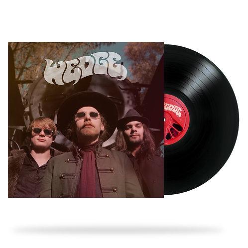 WEDGE - Wedge (LP, black vinyl)