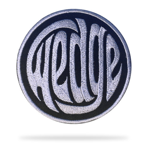 WEDGE patch (silver)