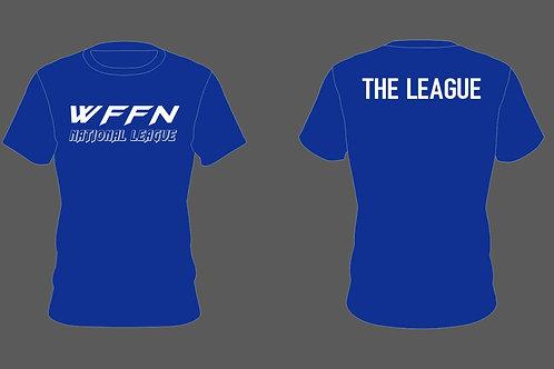 """Light Weight """"The League"""" Shirts Blue"""