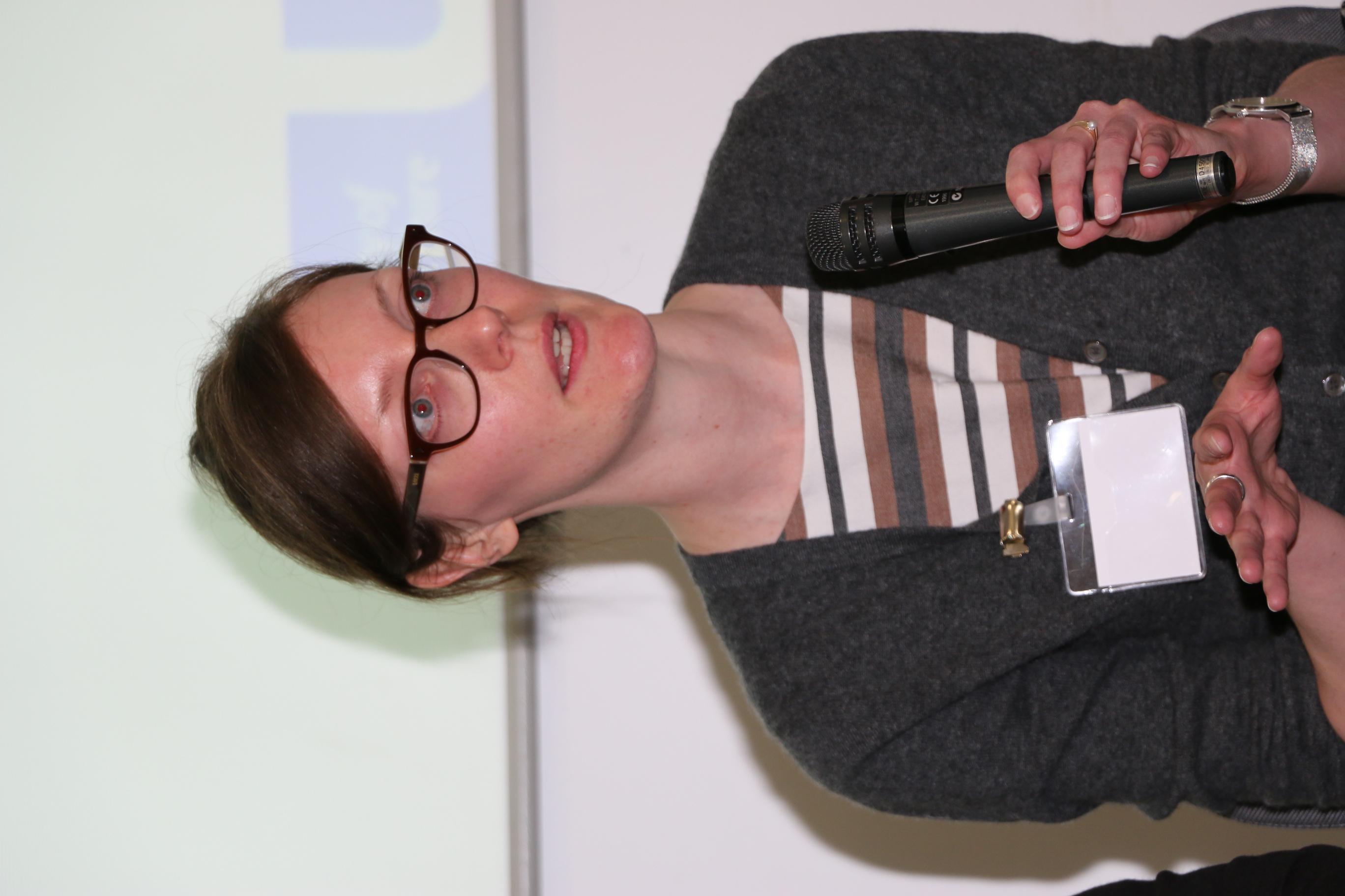 Helen Atkinson, FSA