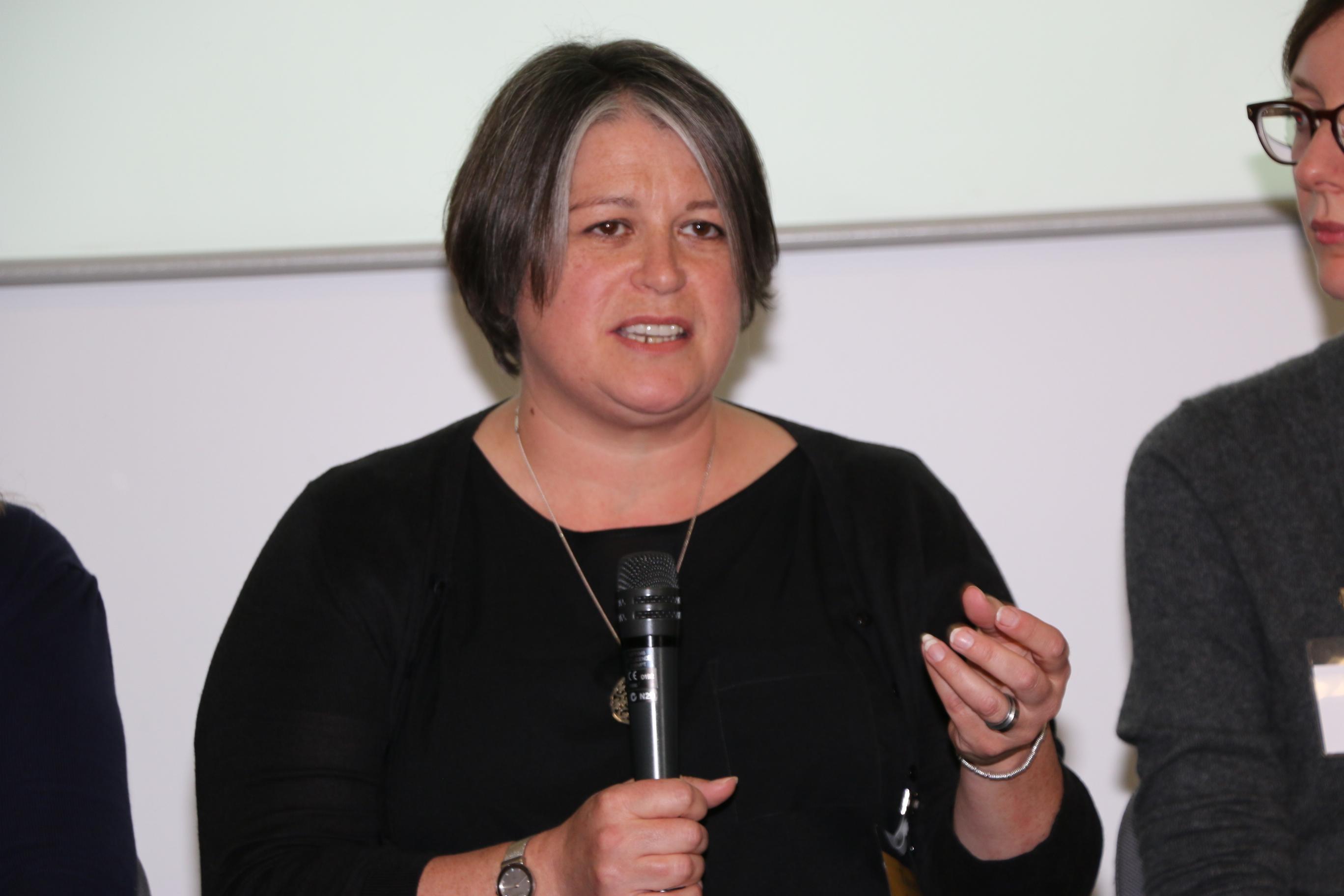Tracey Smith, FSA