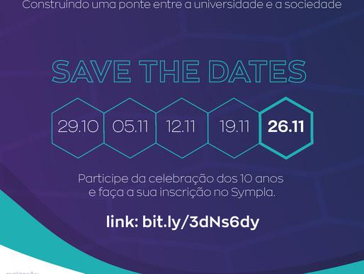 CTNano realiza Webinário especial de 10 anos