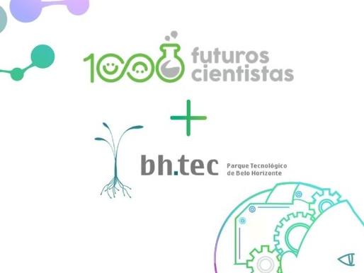BH-TEC e 1000 Futuros Cientistas tornam-se parceiros