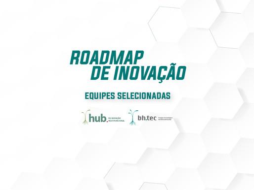 Confira os selecionados para a próxima etapa do Roadmap