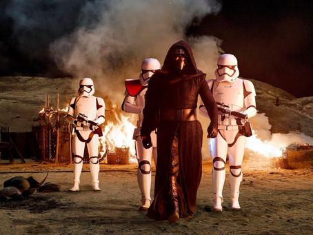 Star Wars VII, ombre et lumière