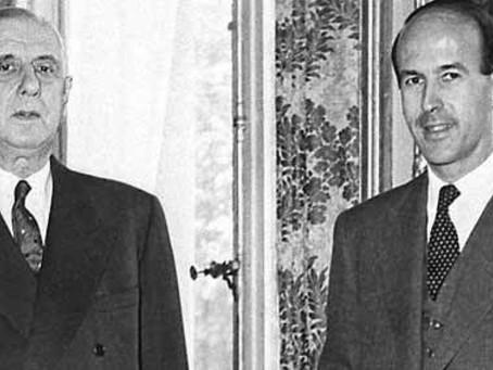 Giscard, polémique au Petit-Clamart